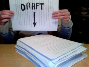 big stack of papers